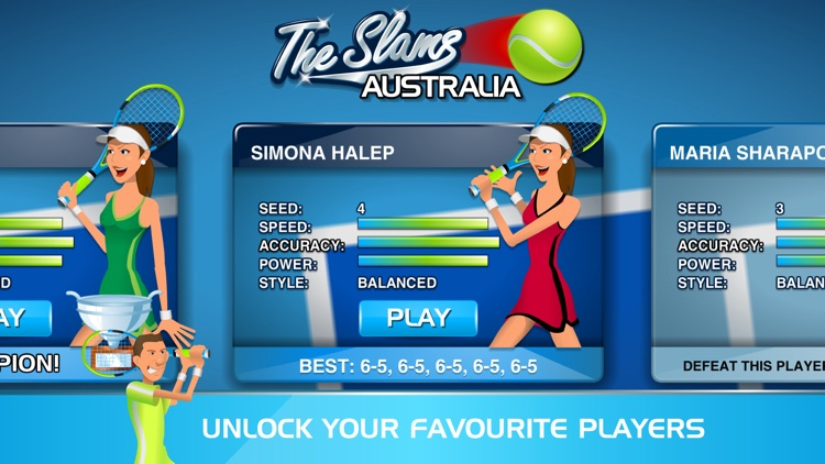 Stick Tennis screenshot-3
