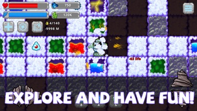 Digger Machine: dig minerals screenshot three