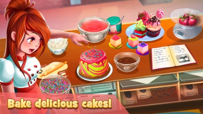 Dessert Chain: Cooking Story Screenshot 4