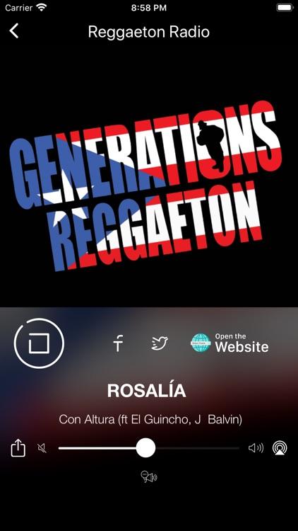 Reggaeton Music Mix Radios