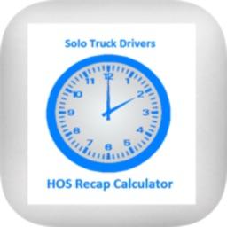 HOS Recap Calculator Solo