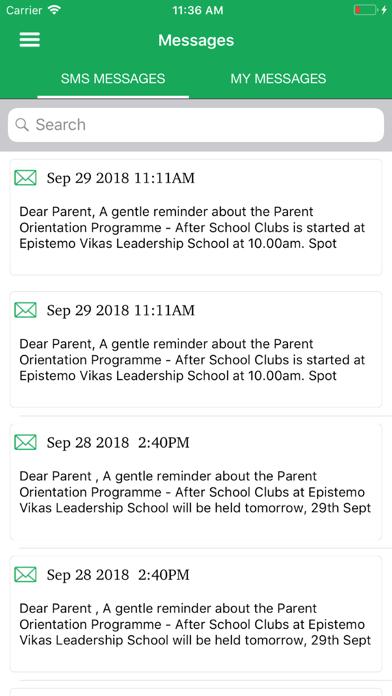 Epistemo Parent Portal screenshot 4