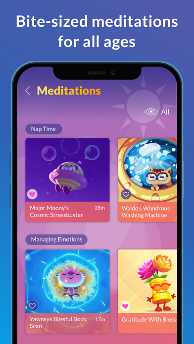 Moshi: Kids Sleep & Meditationのおすすめ画像5