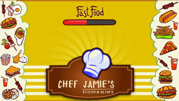 Chef Jamie Oliver kitchen screenshot-4