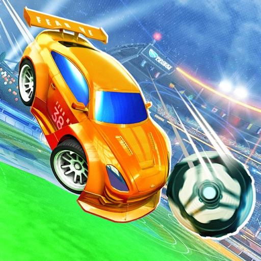 Rocket Car Football League 3D