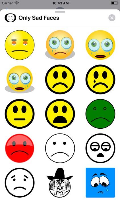 Only Sad Faces screenshot-3
