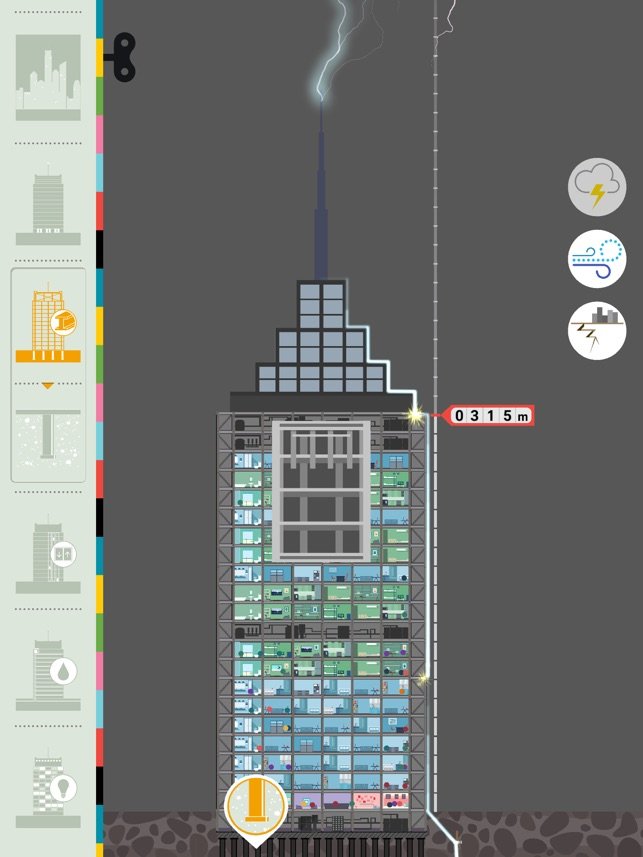 Tòa nhà chọc trời của Tinybop
