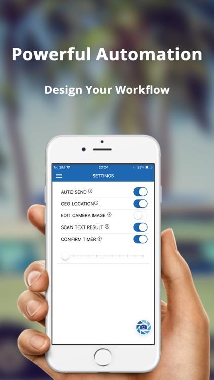 Business Card Follow Up Scans screenshot-3