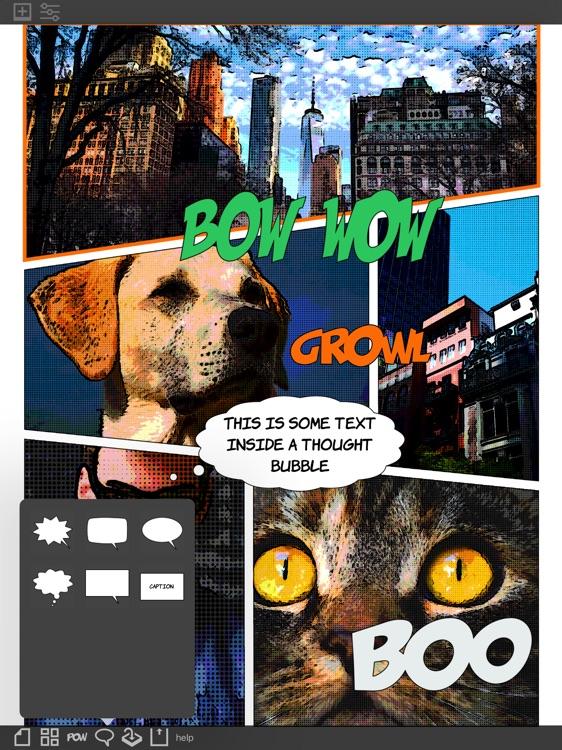 comic a matic page maker screenshot-4