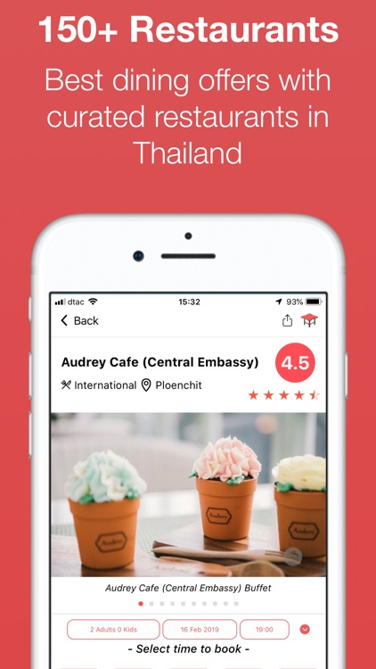 Hungry Hub - Dining Offer App