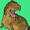 さわってあそぼ!恐竜編 - iPhoneアプリ