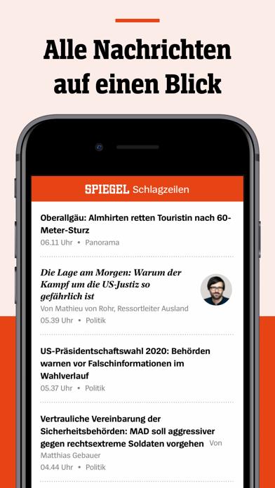 messages.download DER SPIEGEL - Nachrichten software