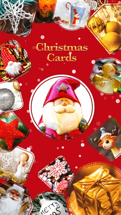 Christmas Cards • Greeting Screenshots