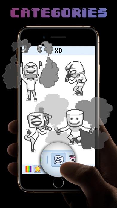 XD ® Screenshot