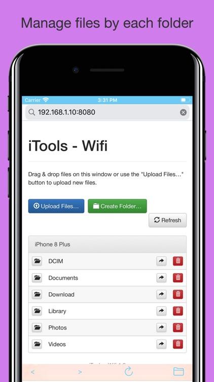 iTools  - Wifi