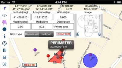 Screenshot of FingerGIS3