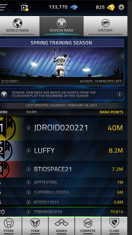 MLB Tap Sports Baseball 2021 screenshot-9