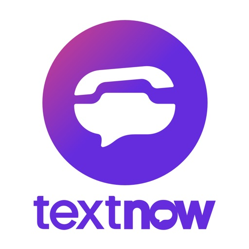 TextNow: Call + Text Unlimited icon