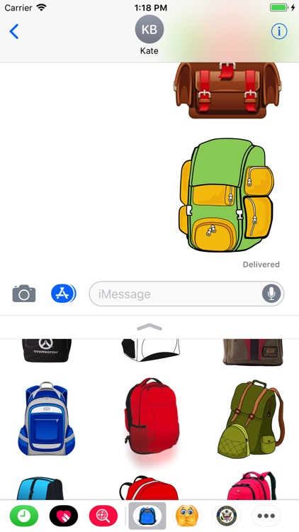 Backpacks Collection screenshot-4