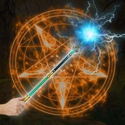 Magic wand spell
