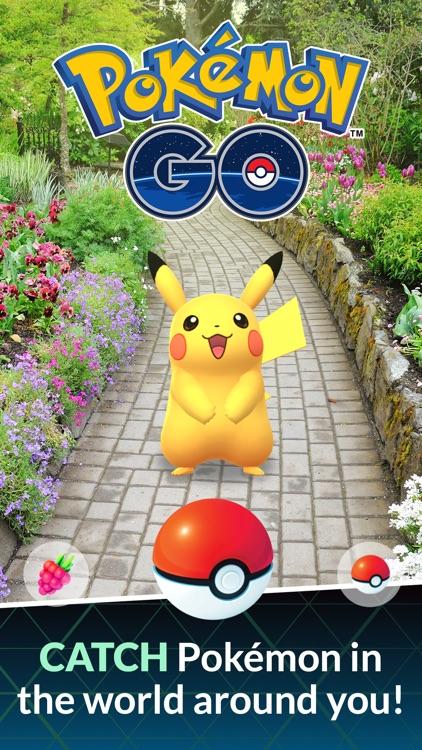 Pokémon GO screenshot-0