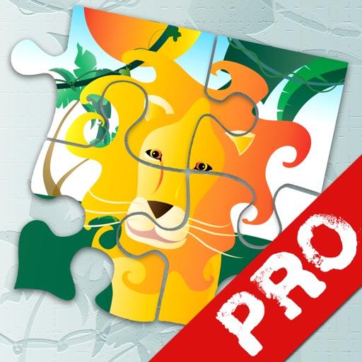 Animal Jigsaw Puzzle:JunglePRO