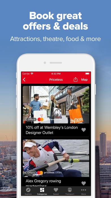 London Official City Guide screenshot