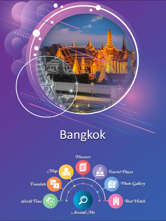 Bangkok Travel Guide screenshot 7