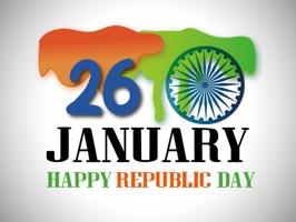 India Republic Day Stickers !