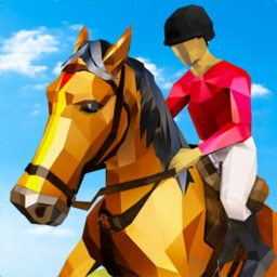 Horse Riding Fun Run Race
