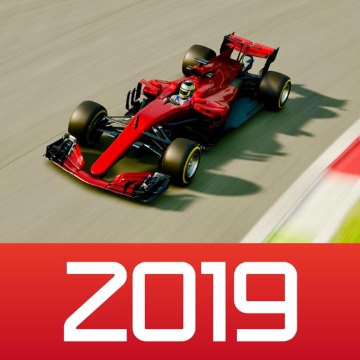 Sim Racing Dash for F1 2019