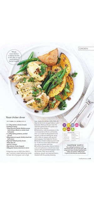 Healthy Food Guide Uk On The App Store