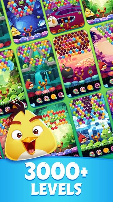 Angry Birds POP! Screenshots