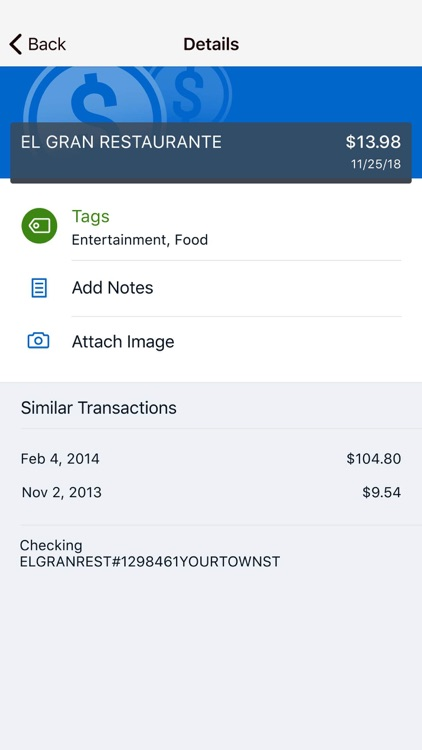 Guilford Savings Bank Mobile screenshot-4