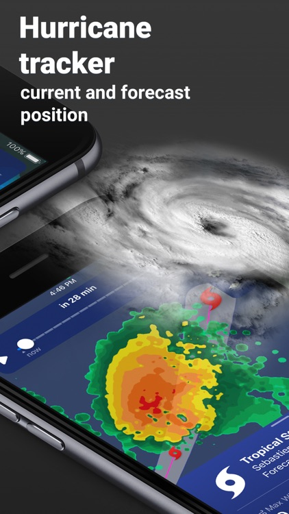 Clime: NOAA Weather Radar Live
