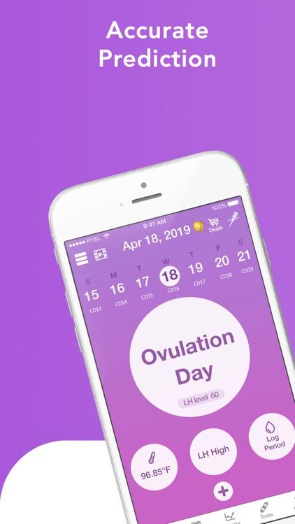 Premom Ovulation Calculator screenshot-3