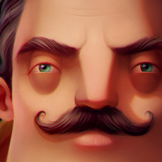 ‎Hello Neighbor