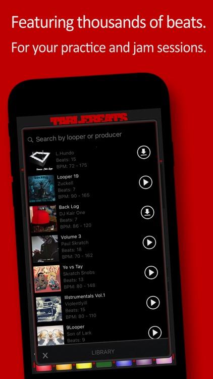 TableBeats: Scratch DJ Library