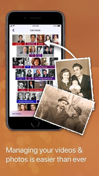 MobileFamilyTree 8 screenshot-3