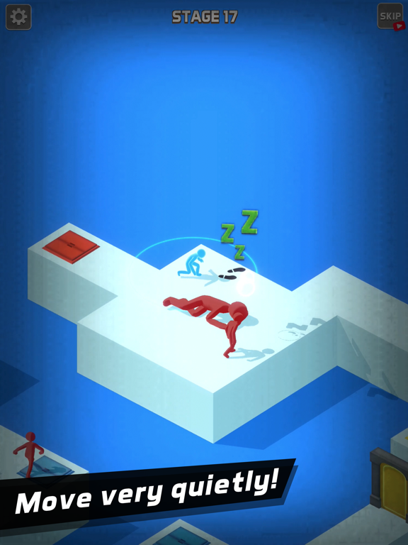 Sneak Out 3D screenshot 7