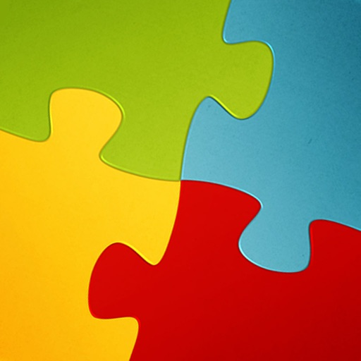 Jigsaw puzzle - Magic World