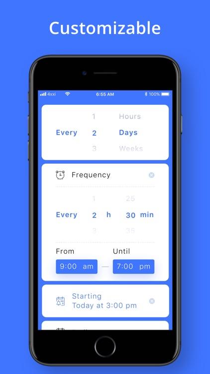 Remindmeto – App screenshot-3