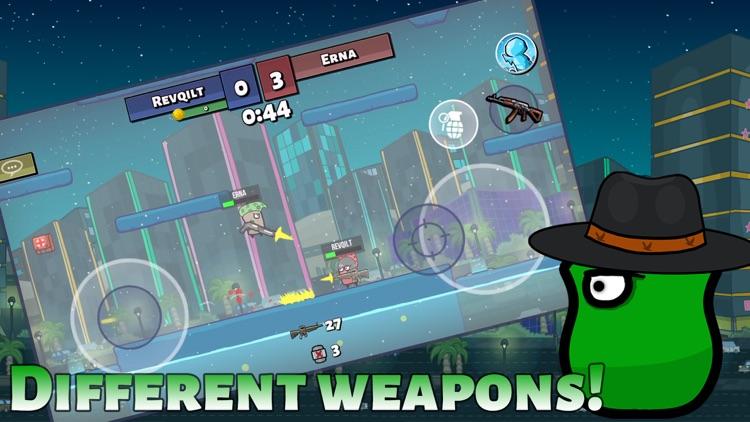 Killers Match - Battle Ground screenshot-3