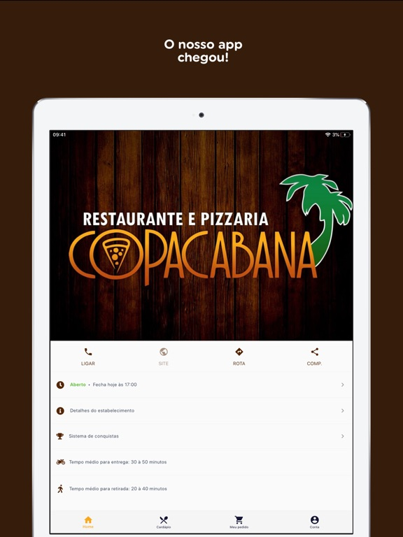 Restaurante Copacaba screenshot 7