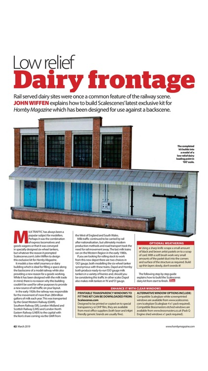 Hornby Magazine  by Key Publishing