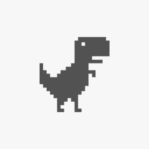 Steve - The Jumping Dinosaur!