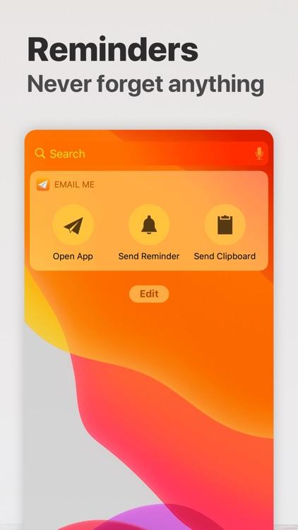 Email Me - Note Taking App screenshot-7