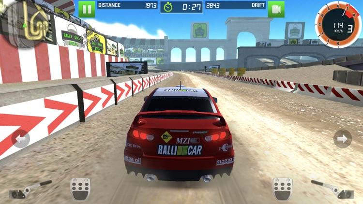Rally Racer Dirt screenshot-9