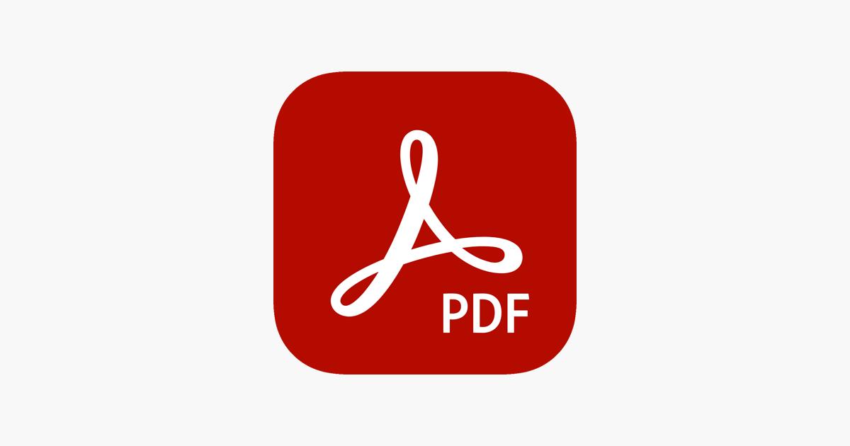 App Store: Adobe Acrobat Reader для PDF