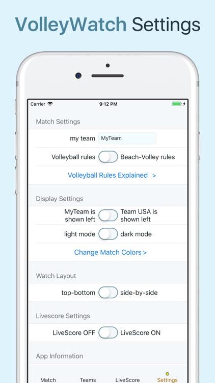 VolleyWatch screenshot-6